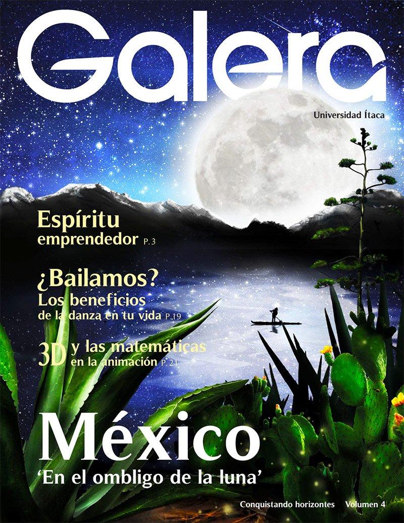 Volumen 4 México en el ombligo de la luna