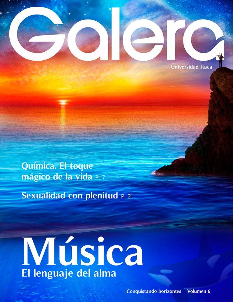 Volumen 6 - Música el lenguaje del alma