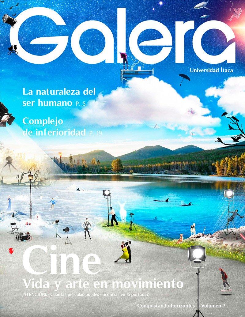 Volumen 7 - Cine vida y arte en movimiento